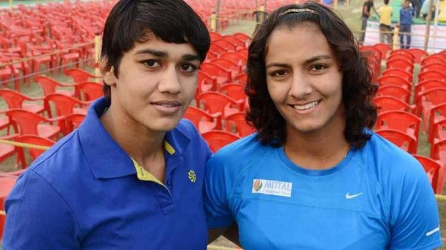 All four 'indisciplined' Phogat sisters dropped from camp by WFI