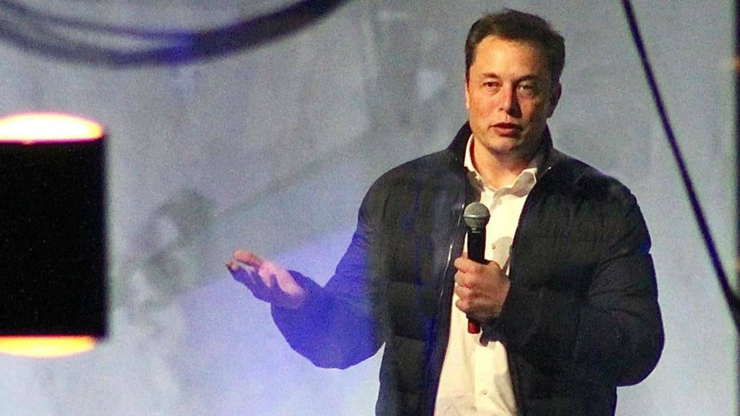 Elon Musk to resign as Tesla Chairman, will remain CEO