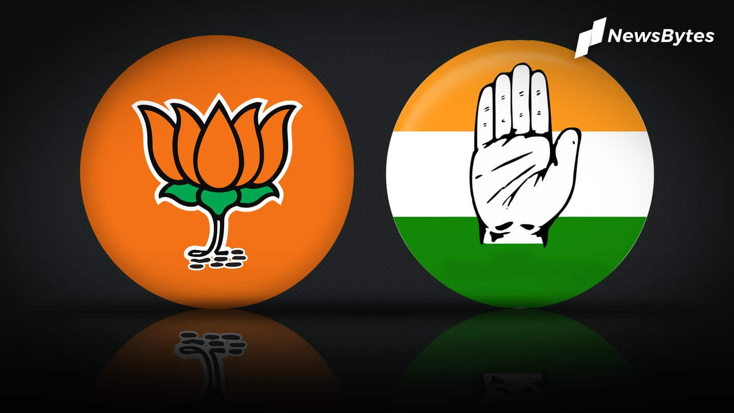 Blooper! Congress elects BJP leader to top post in MP