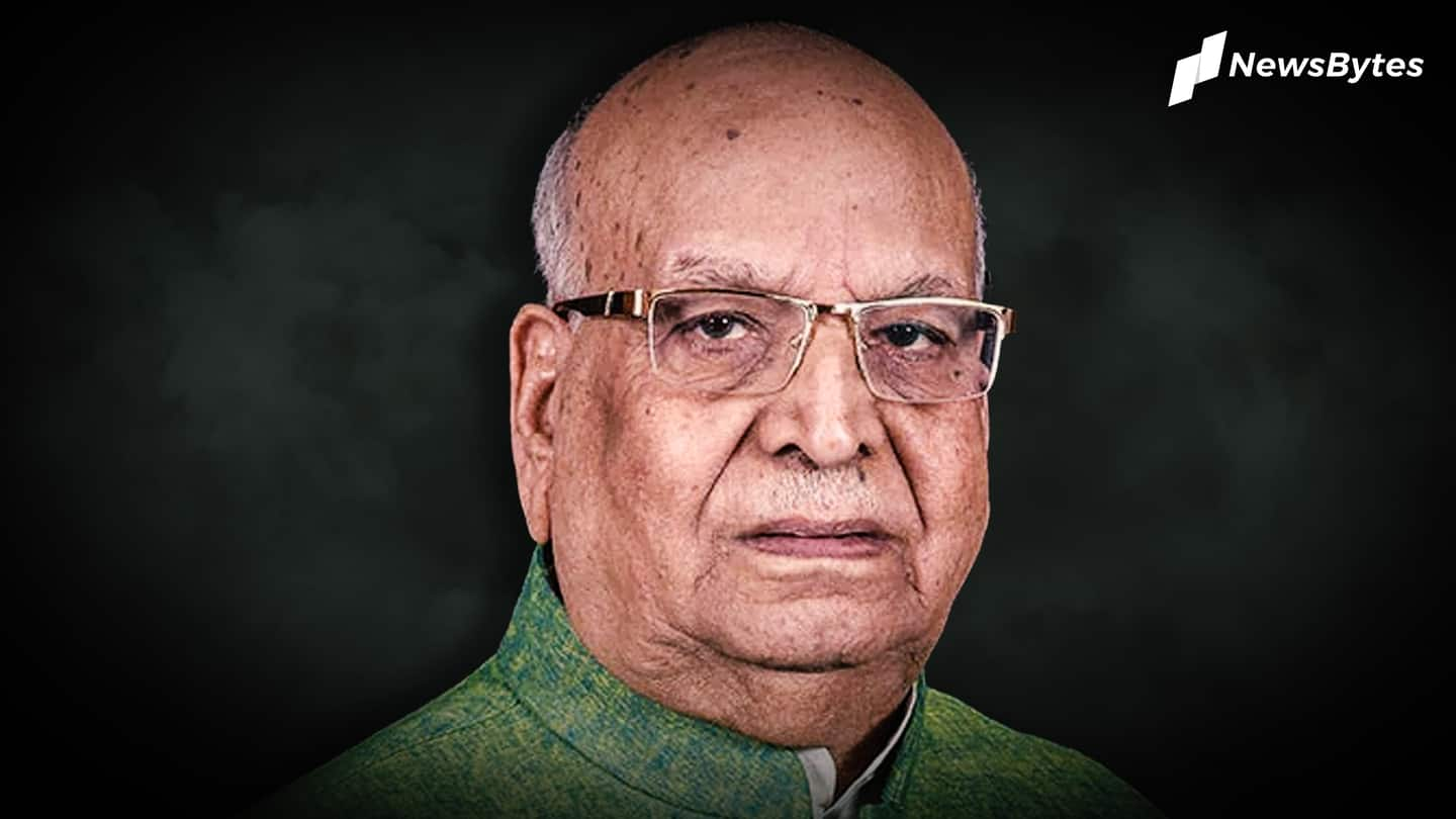 Madhya Pradesh Governor, Lal Ji Tandon, passes away at 85