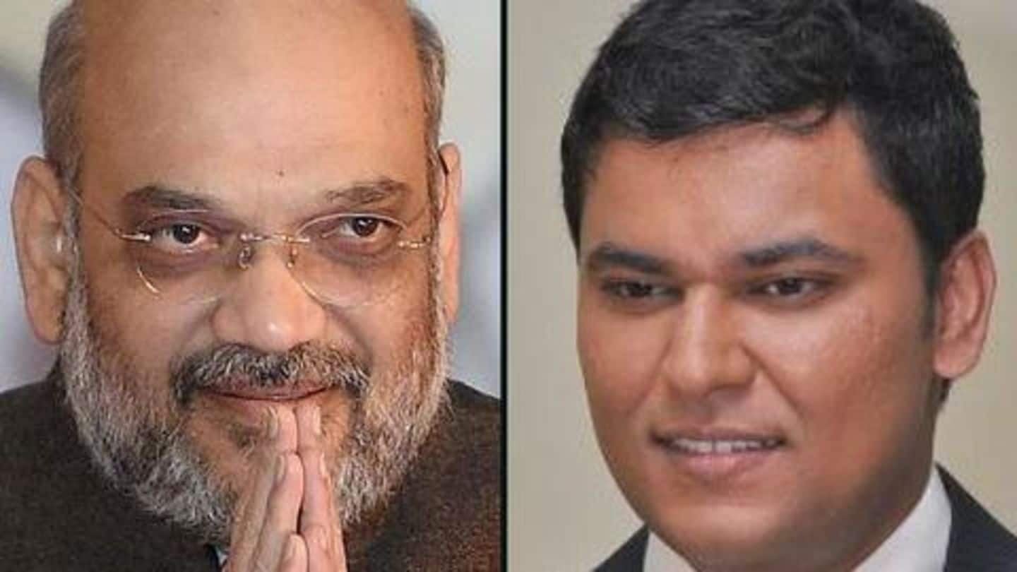 Meet the IAS-officer who will be Amit Shah's private secretary