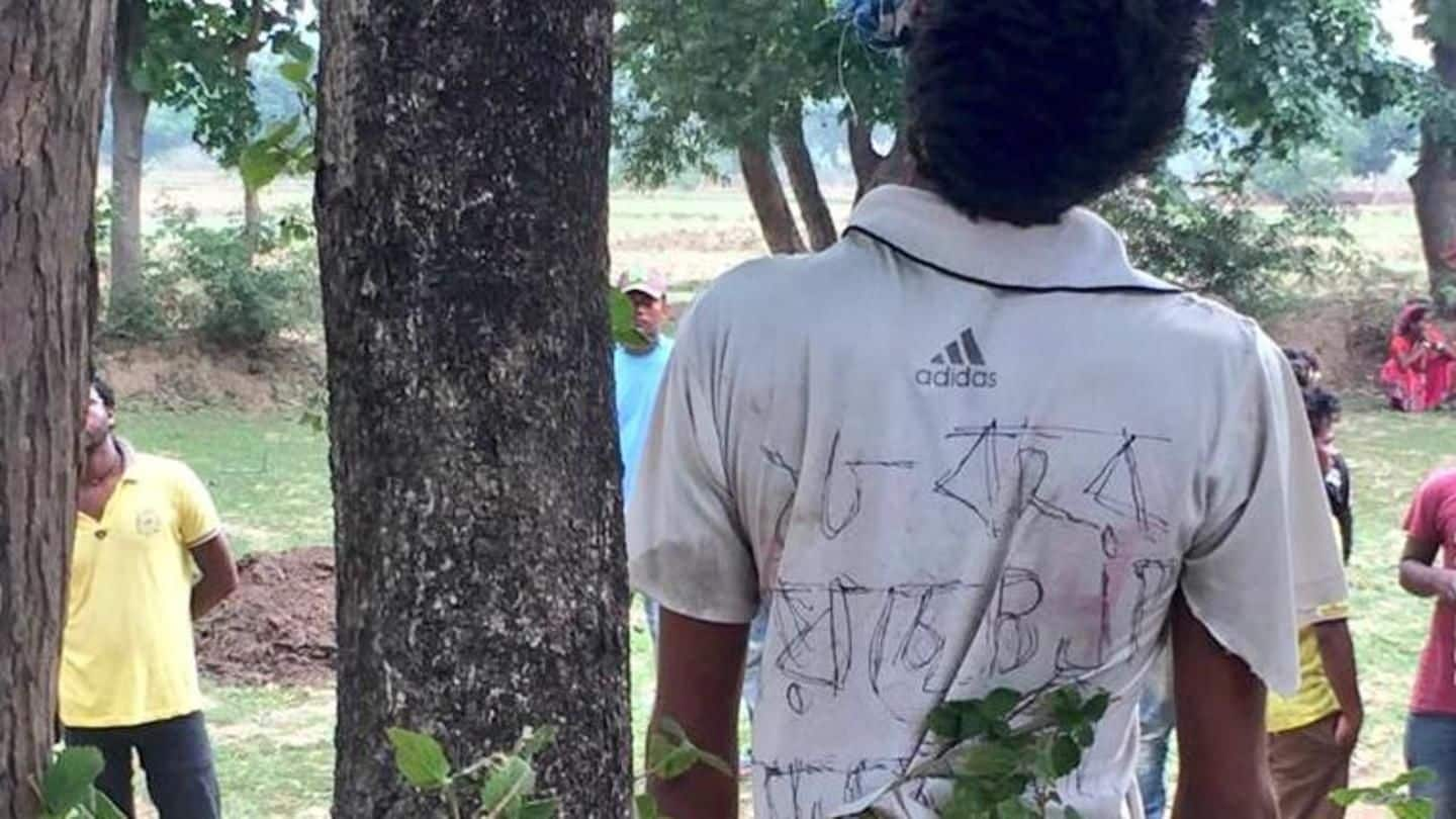 West Bengal: 21-year-old BJP worker's body found with chilling message