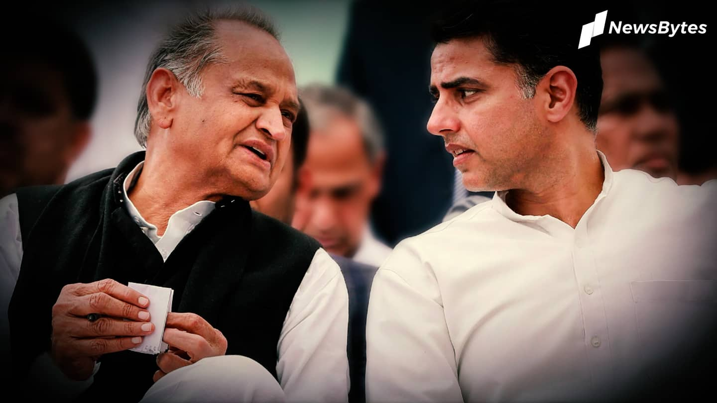 Rajasthan: BJP will bring no-confidence motion, but Gehlot is 'safe'