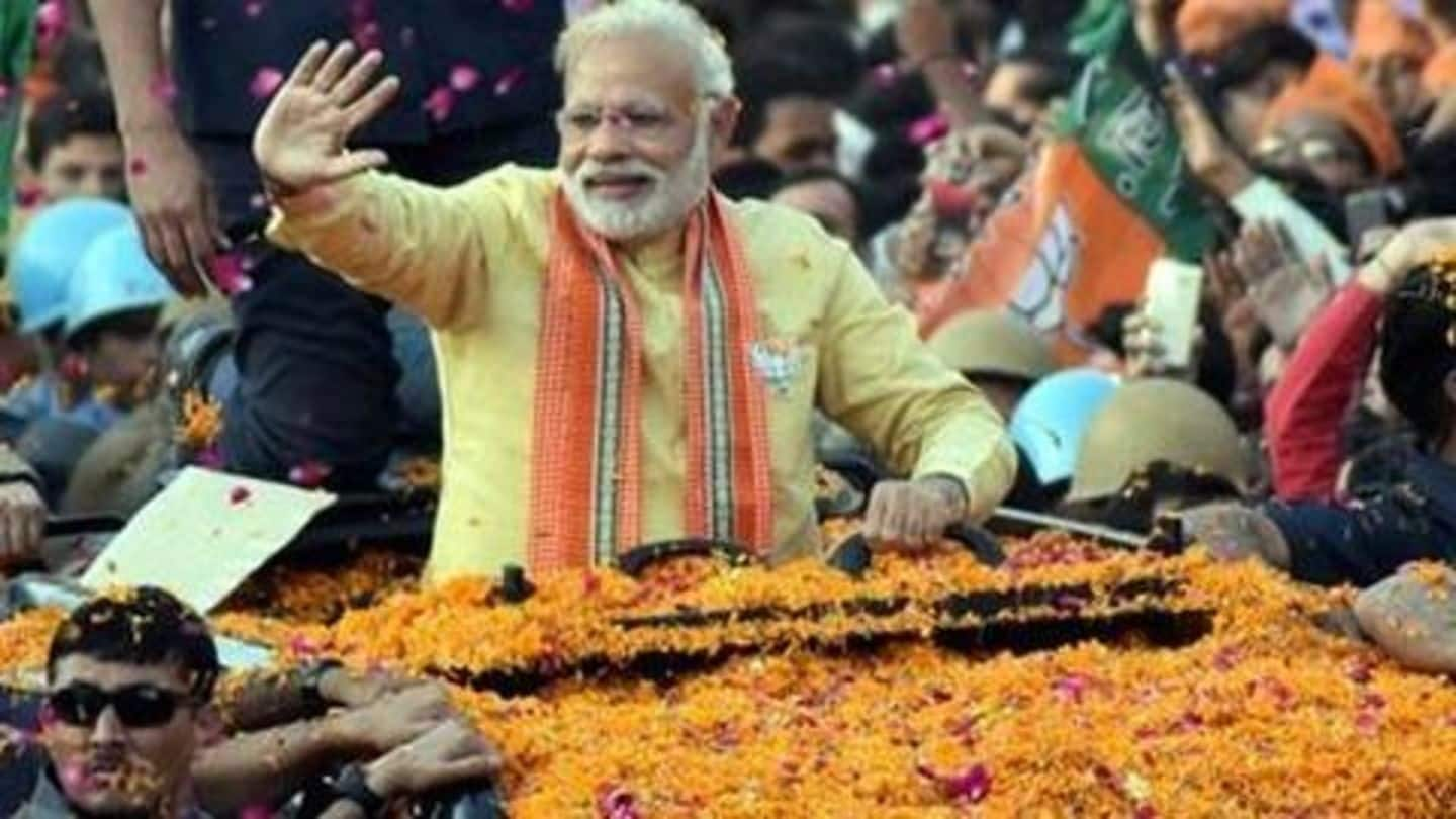 Puri or Varanasi: Where will PM Modi contest elections from?