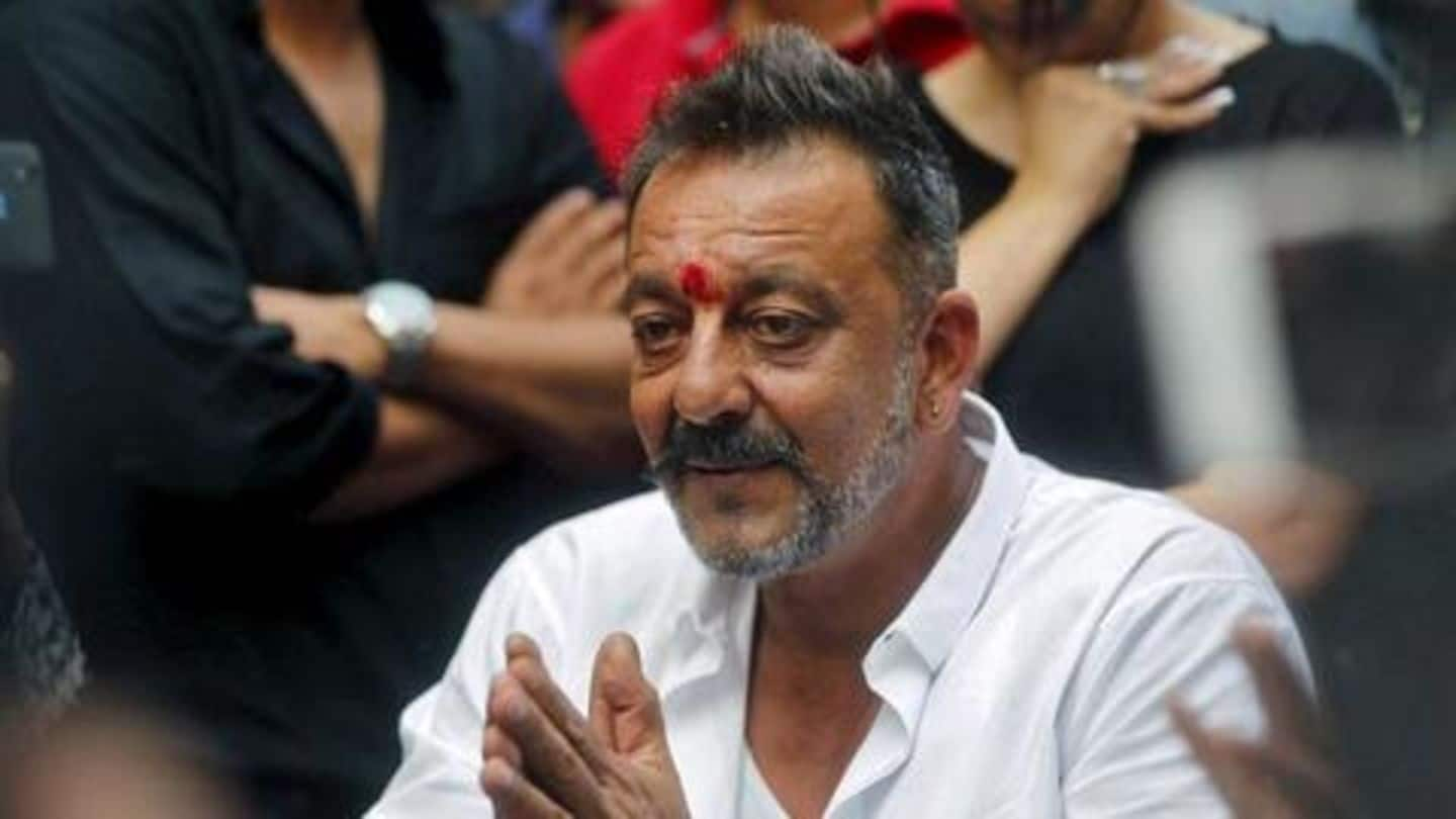 After Samajwadi Party stint, Sanjay Dutt may join BJP ally