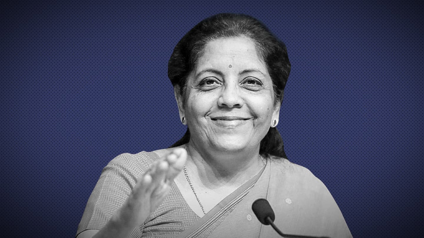 Nirmala Sitharaman to present 'Budget like never before' shortly