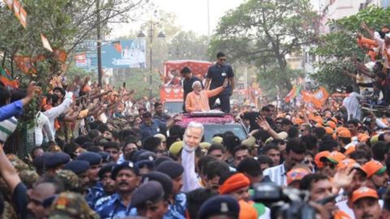 After successful roadshow, PM Modi talks about Pulwama attack (again)