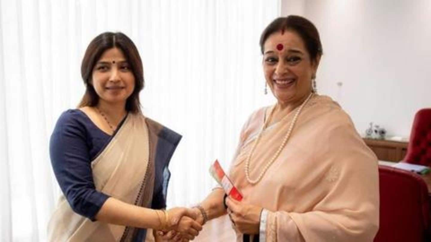 Shatrughan Sinha's wife Poonam joins SP, will contest from Lucknow