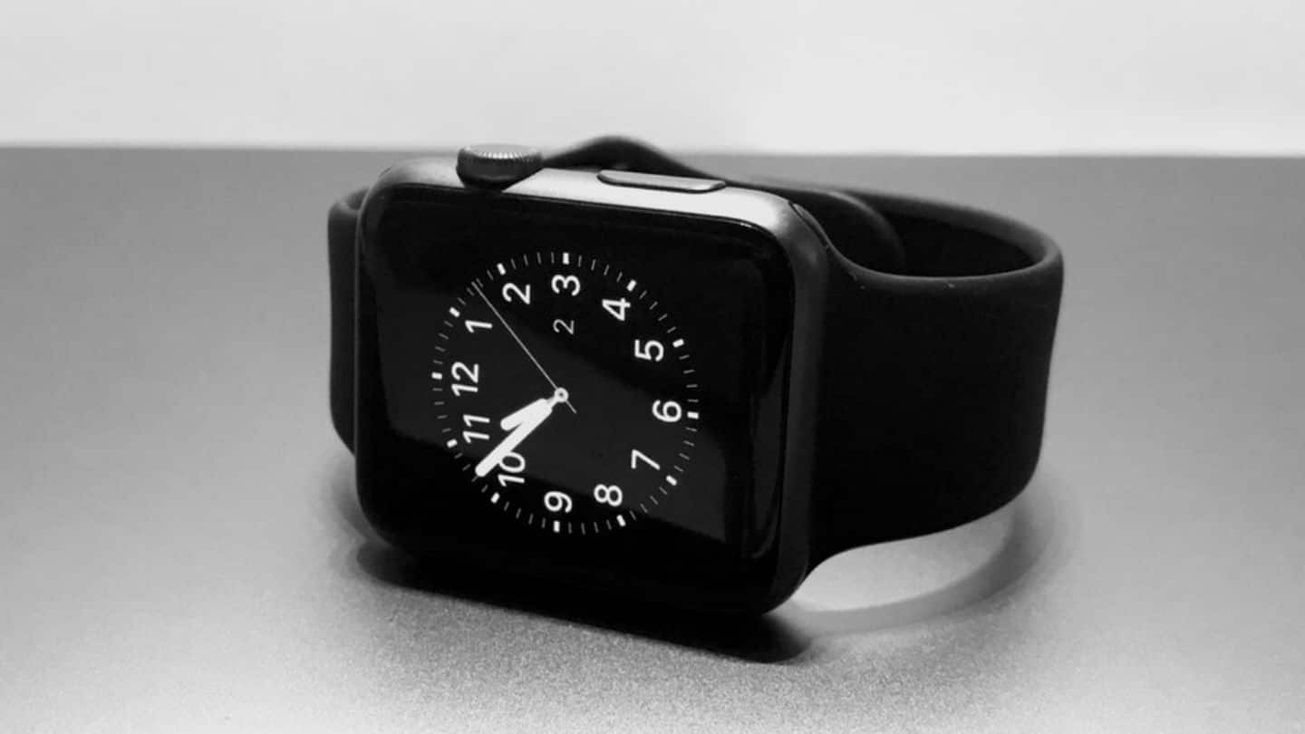 Apple Watch may get an always-on screen mode, suggests patent