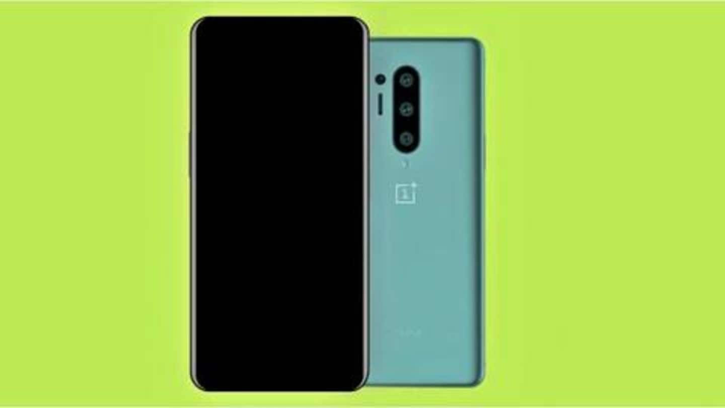 OnePlus 8 Pro's specifications leaked, 50W fast-charging on the cards