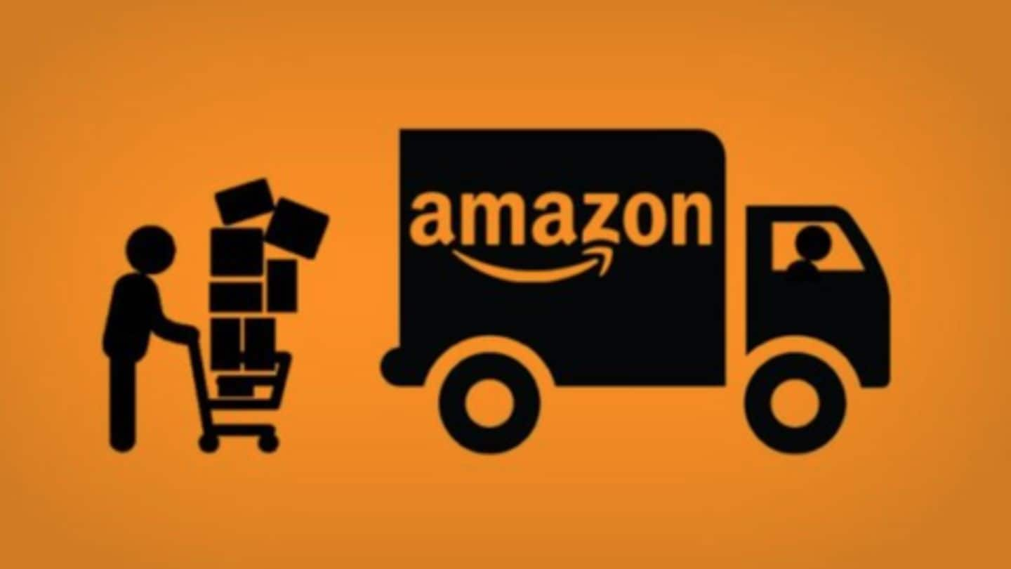 """Amazon launches """"Flex"""" part-time delivery program in India: Details here"""