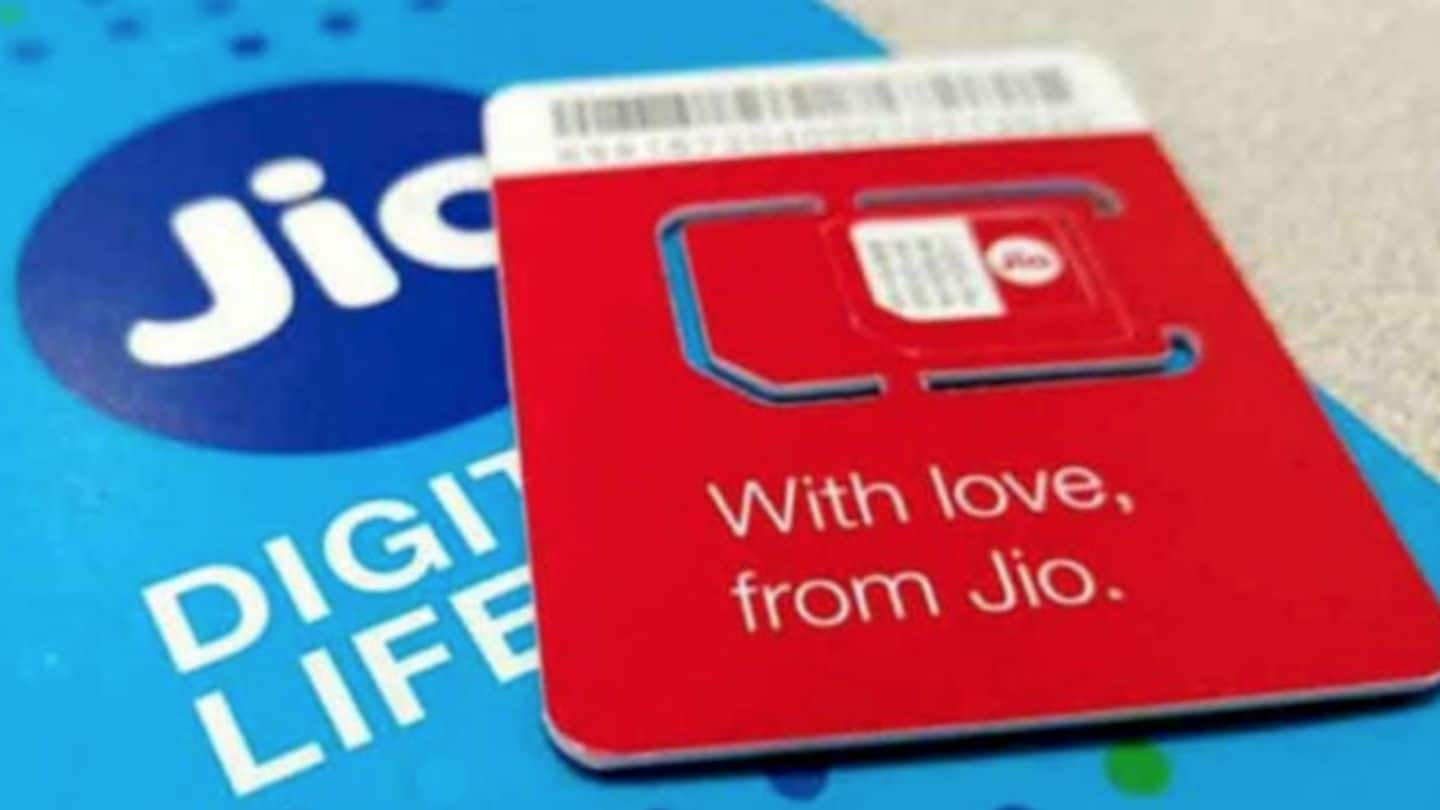 Jio Celebrations Offer: Here's how to get 8GB free data