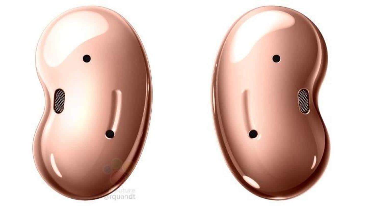 Samsung Galaxy Buds Live price and features leaked; ANC confirmed
