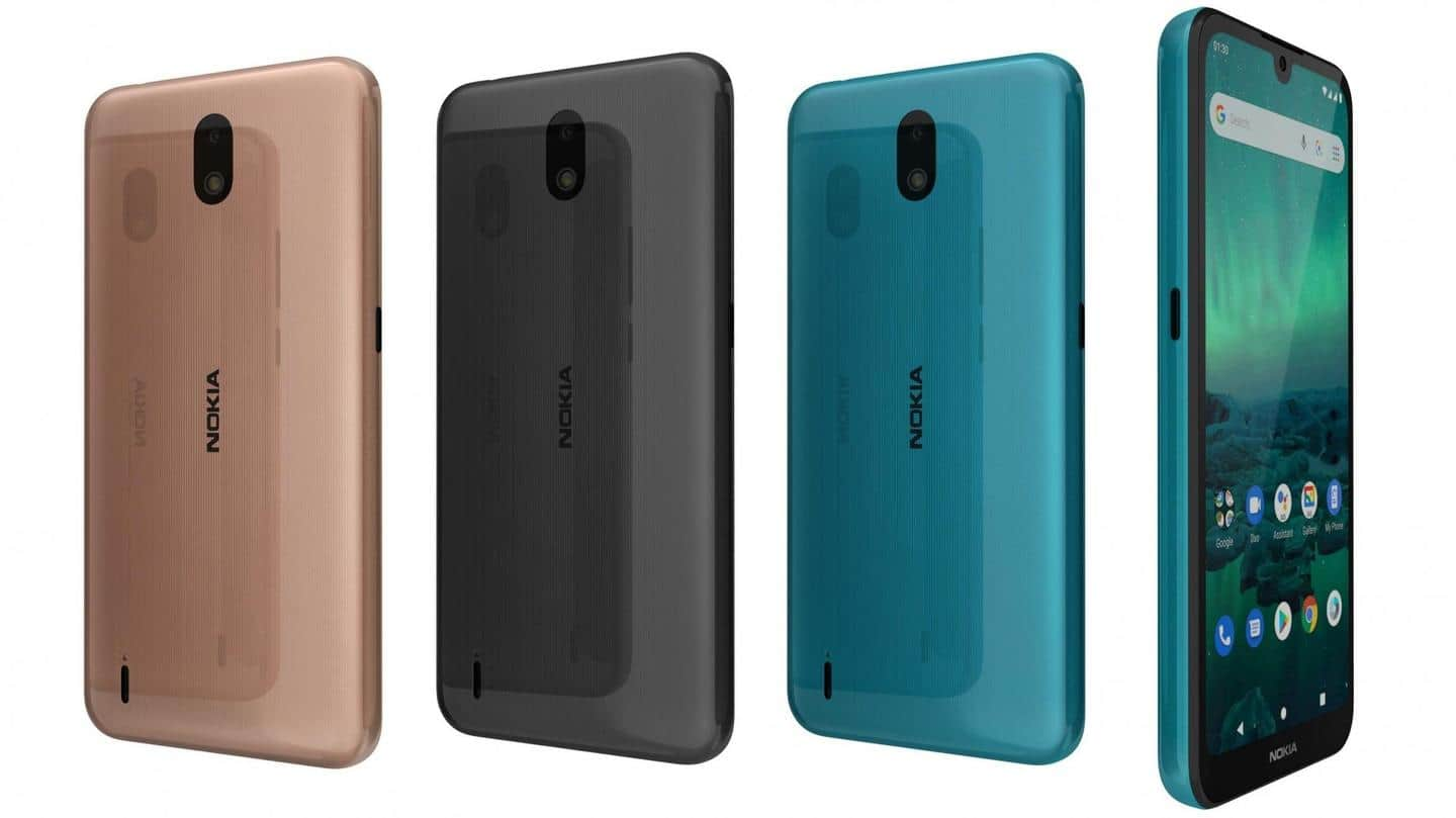 Nokia 1.4 Price, Key Specifications and Colour Options Leak Online