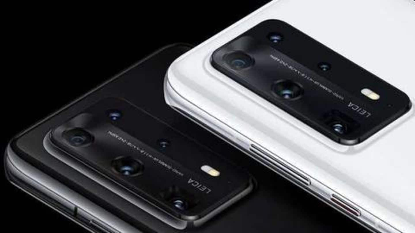Camera technology and features of Huawei P40 Pro+ explained