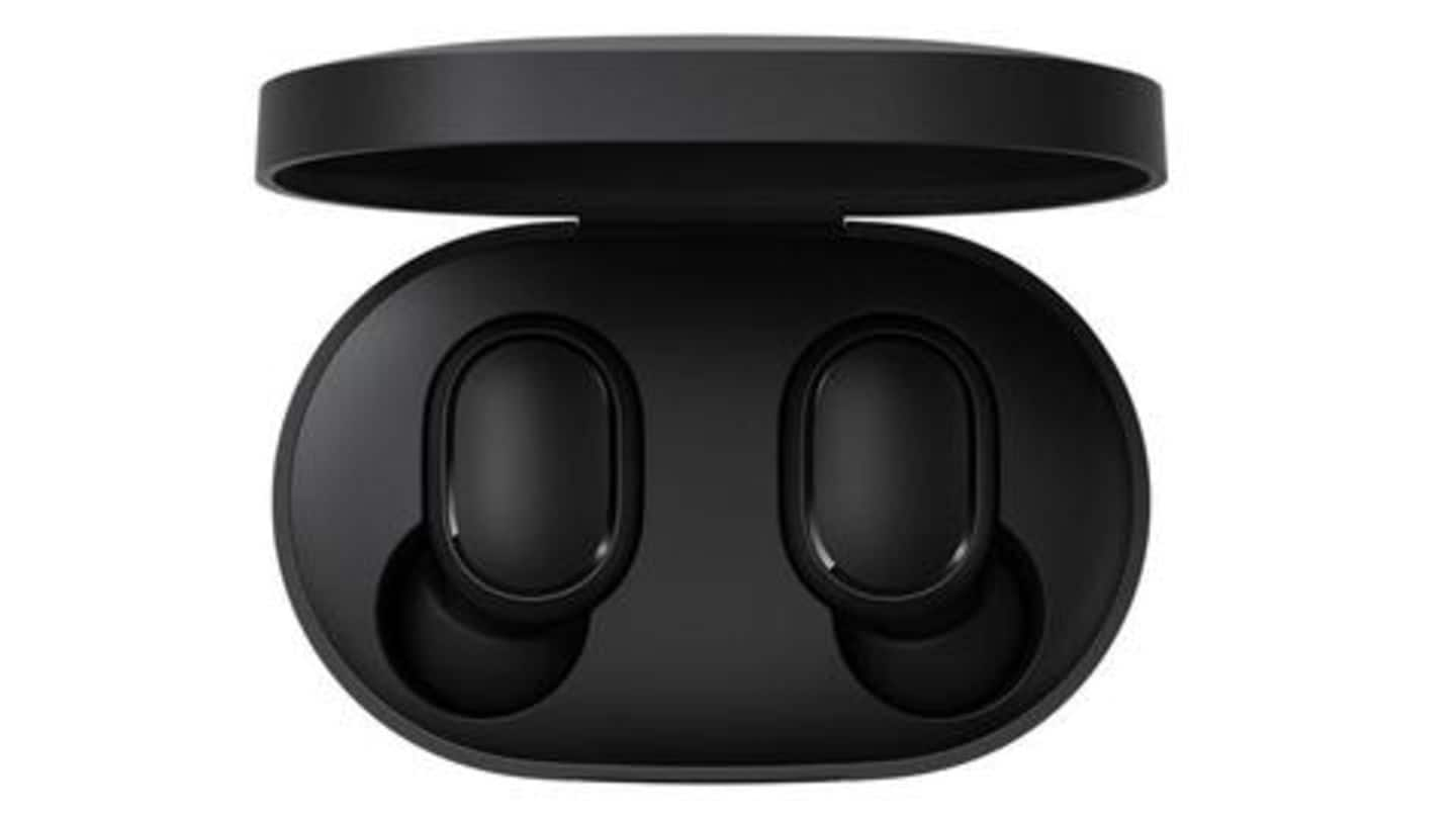 Redmi's latest truly-wireless earbuds cost Rs. 1,100 (not in India)