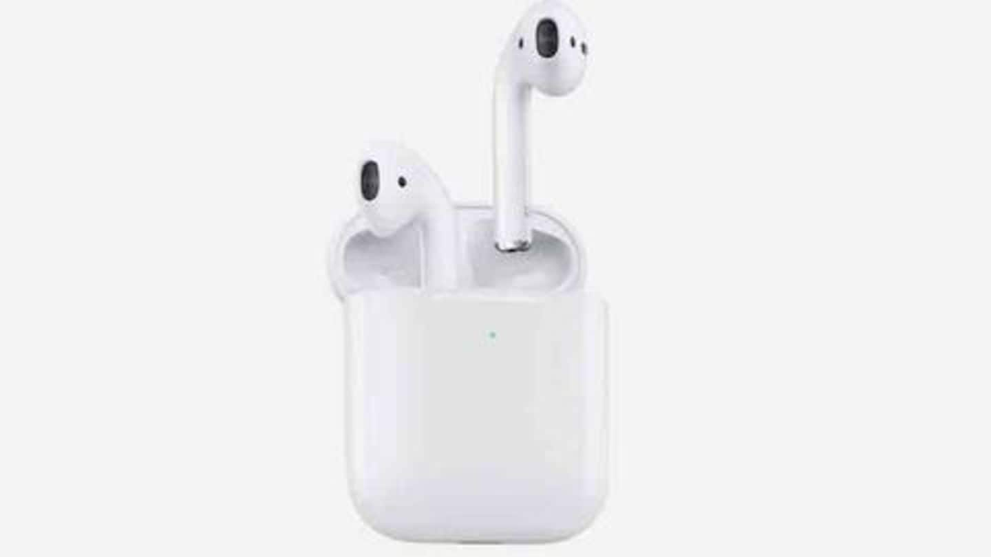 AirPods 2 to feature an improved design, suggests iOS 13.2