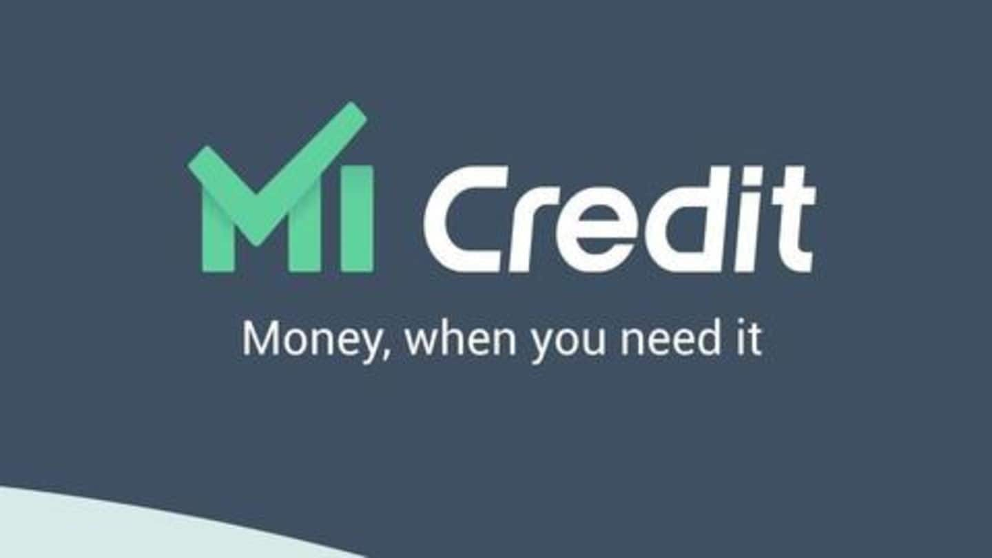 Xiaomi Mi Credit re-launched: How to apply for a loan