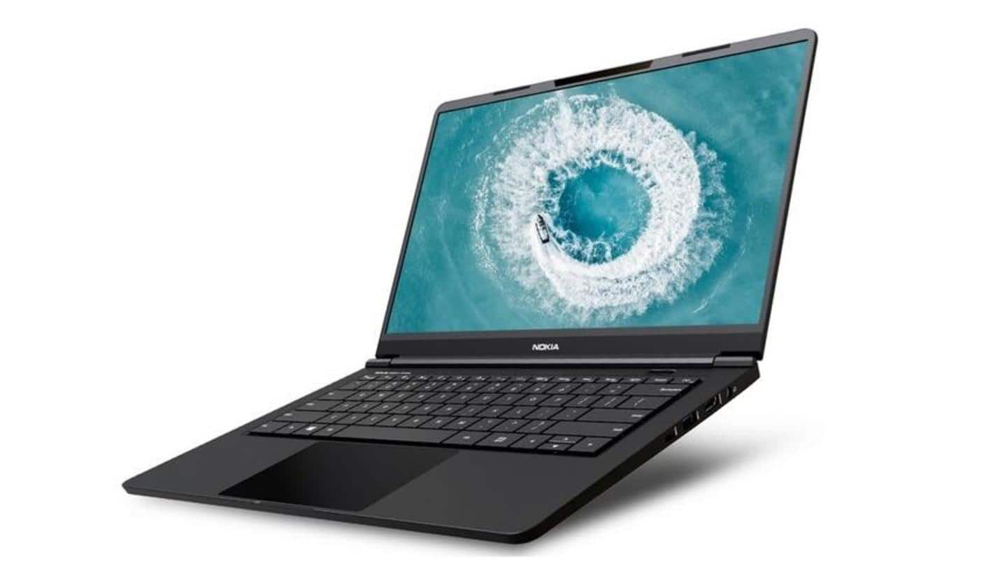Nokia PureBook X14 laptop launched in India at Rs. 60,000