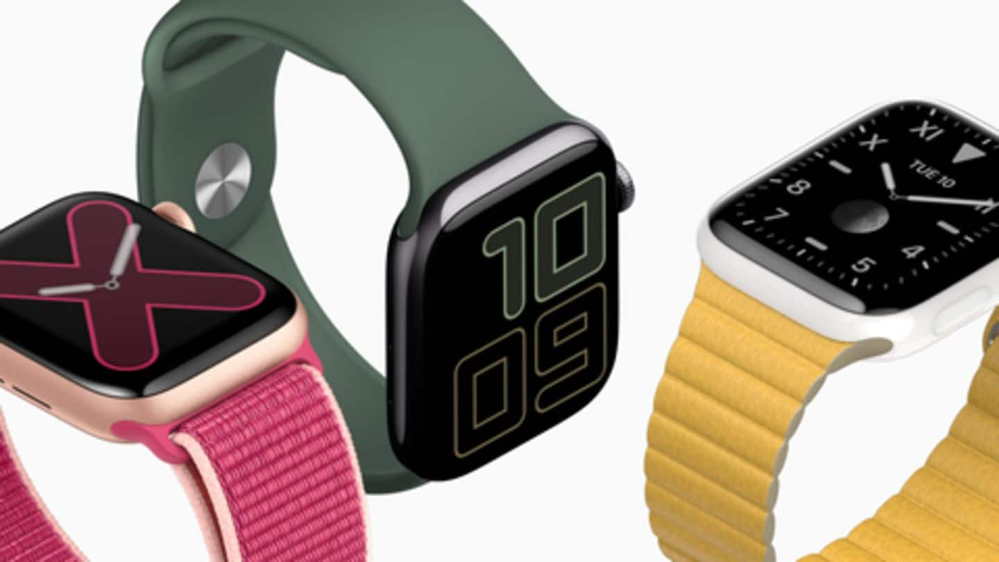 Apple Watch Series 5 v/s Series 4: What's different?