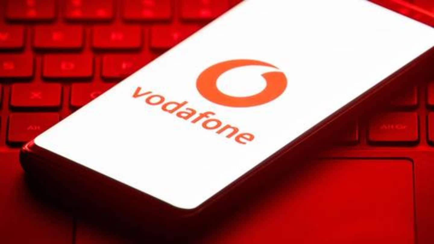 Vodafone is giving double 4G data with these prepaid plans