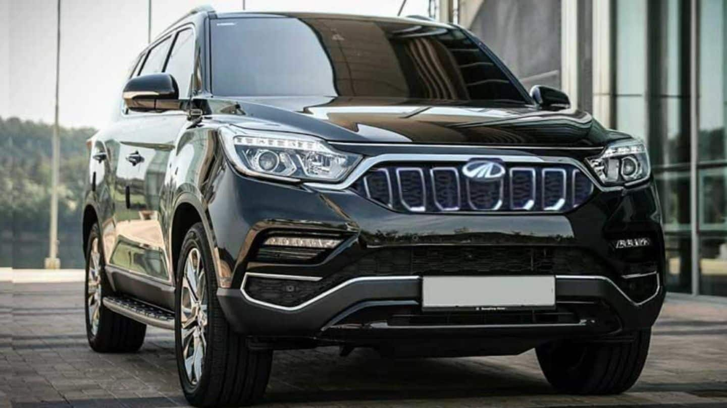 Toyota Fortuner rival Mahindra XUV700 to launch on October 9