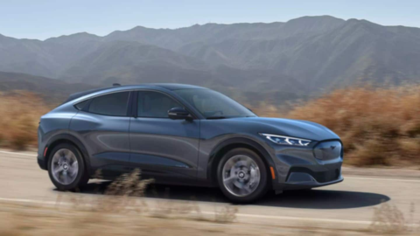 Ford unveils all-electric Mustang Mach-E SUV: Specs, features, price, availability