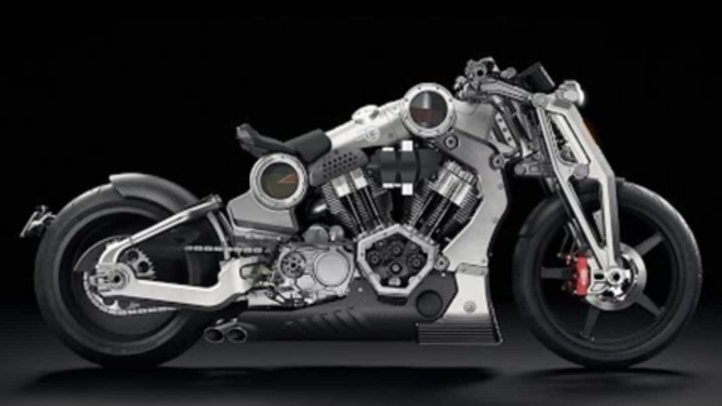 Top 5 Most Expensive Motorcycles In The World