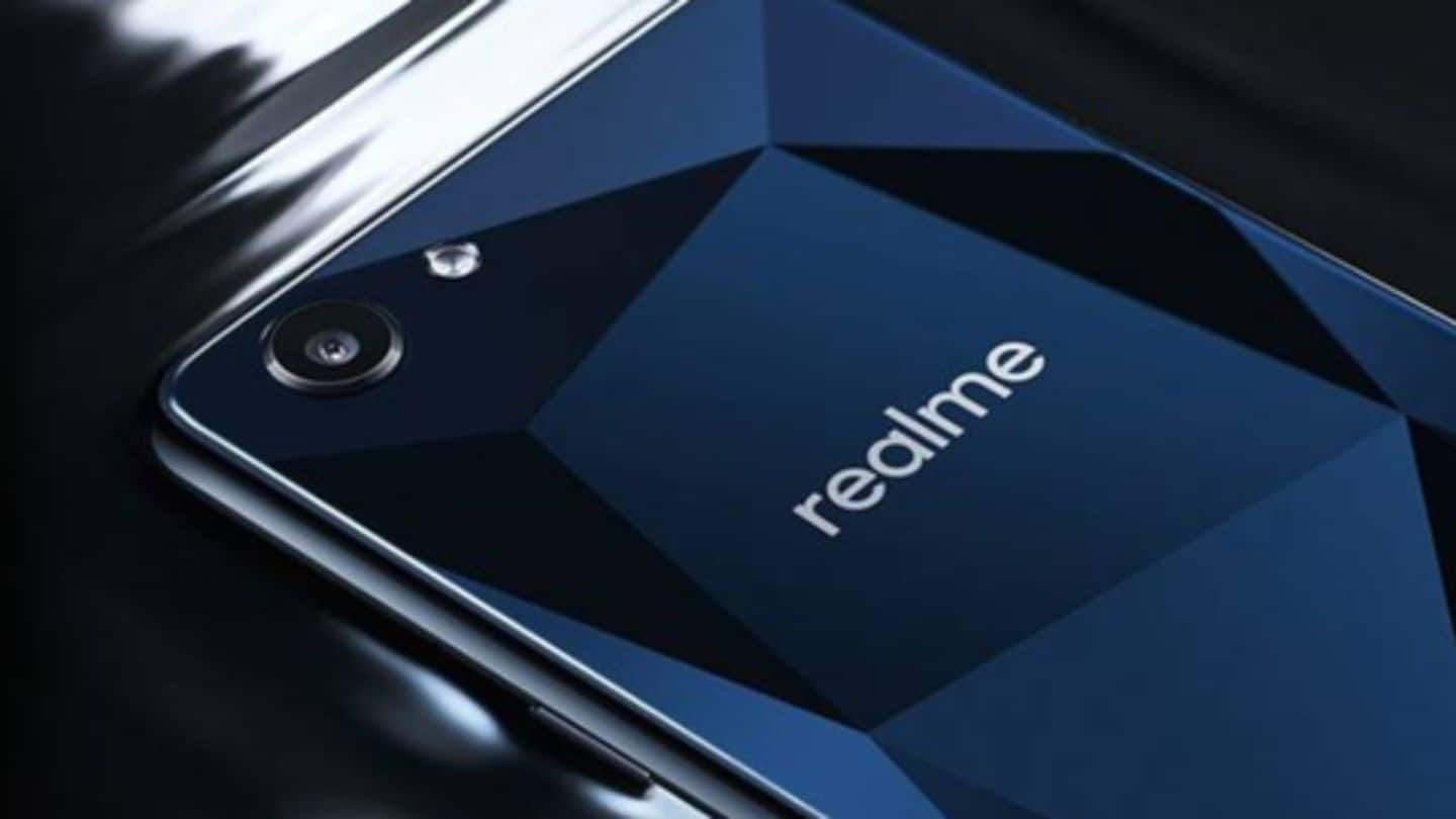 Realme phone with MediaTek Helio P60 chipset spotted on Geekbench