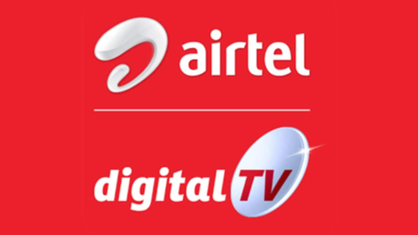 Airtel Digital TV launches regional top-ups: Here's everything to know