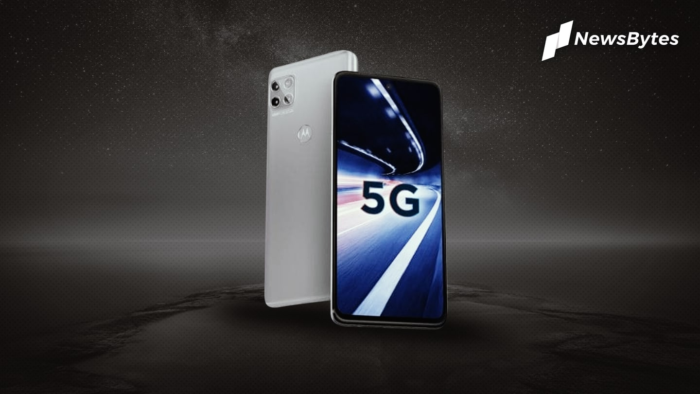 Motorola One 5G Ace, with Snapdragon 750G chipset, goes official