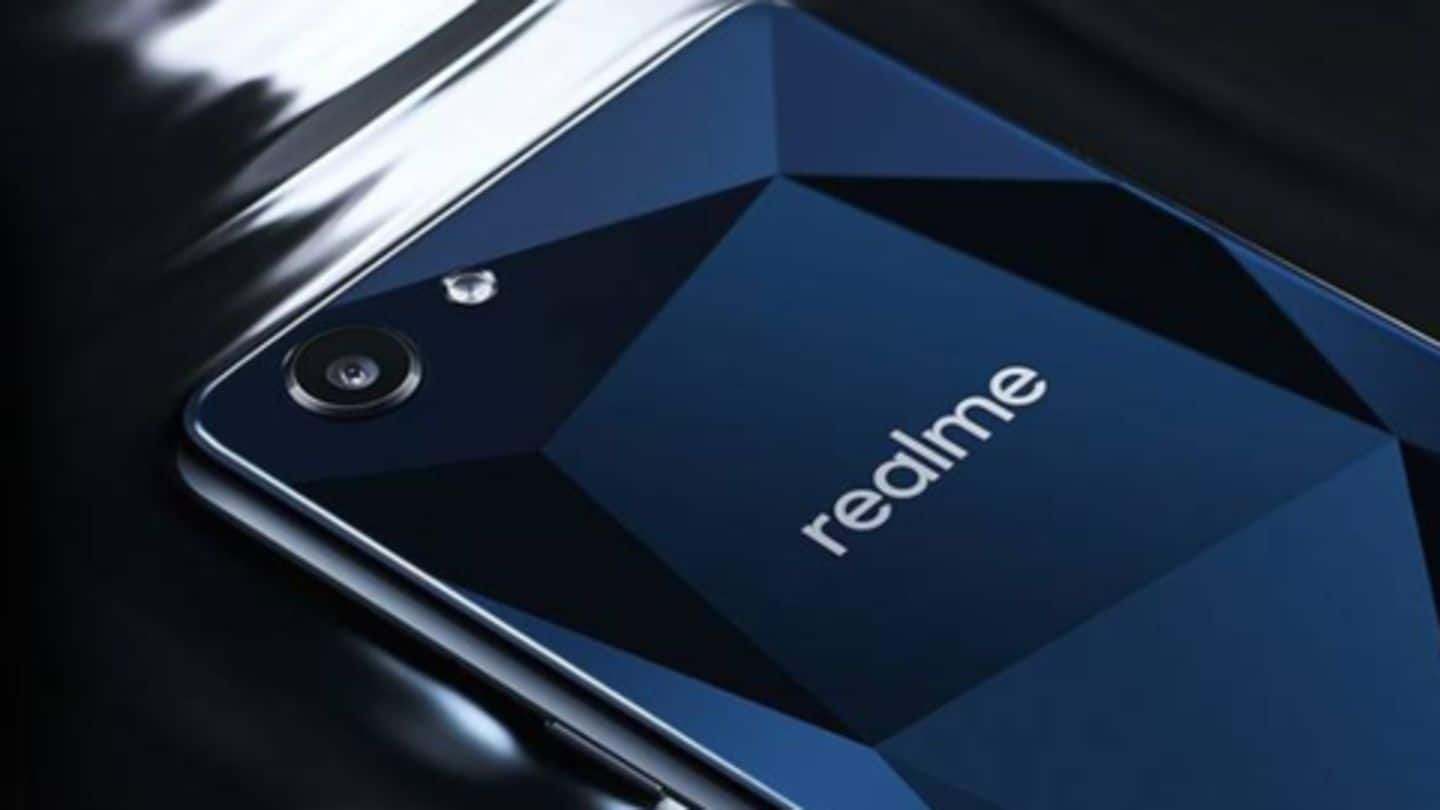 Realme A1 to soon launch as company's new budget smartphone