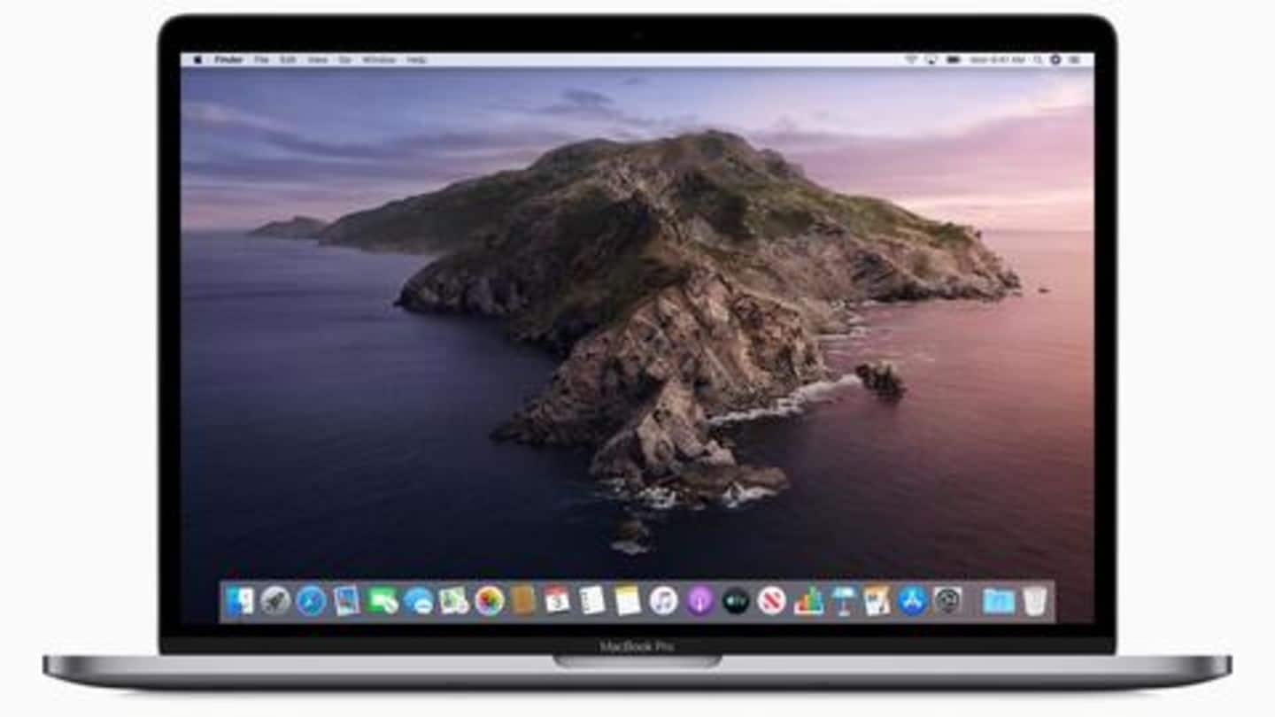 macOS 10.15 Catalina now available: How to download and install