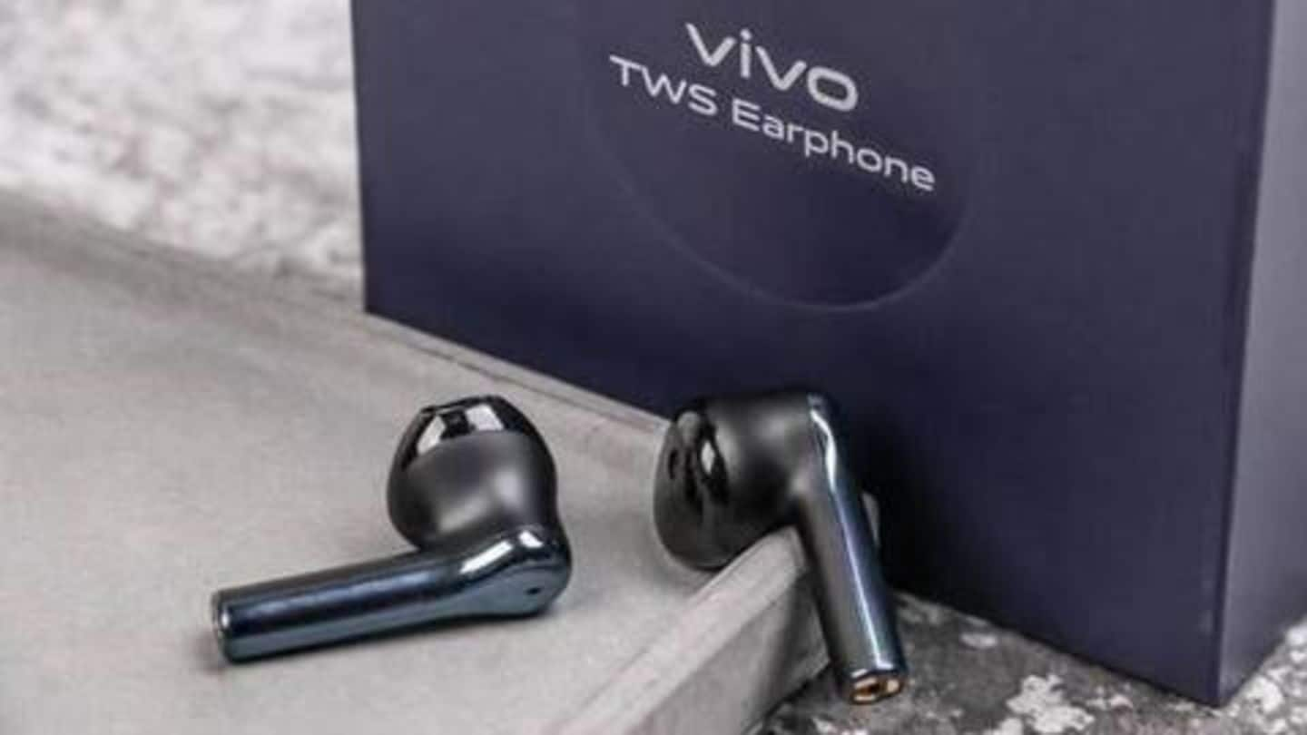 Vivo TWS Earphone could be launched in India by March