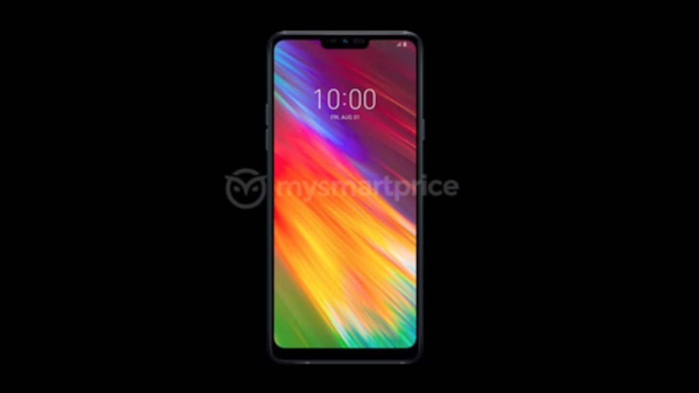 LG Q9 renders leaked: Design and key specifications revealed