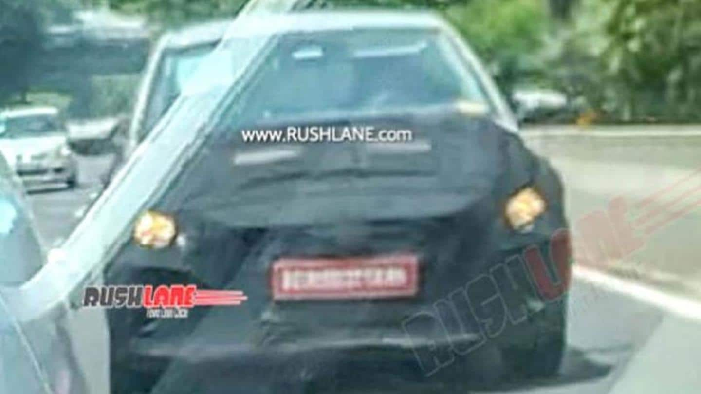 Ahead of launch, 2020 Hyundai i20 spotted testing in India