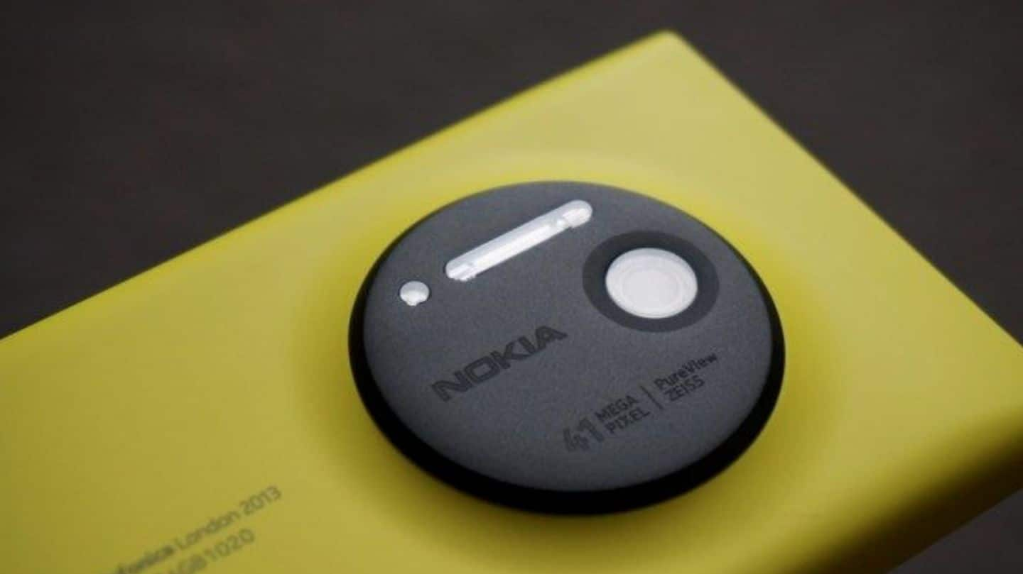 HMD Global gets Nokia's PureView trademark from Microsoft