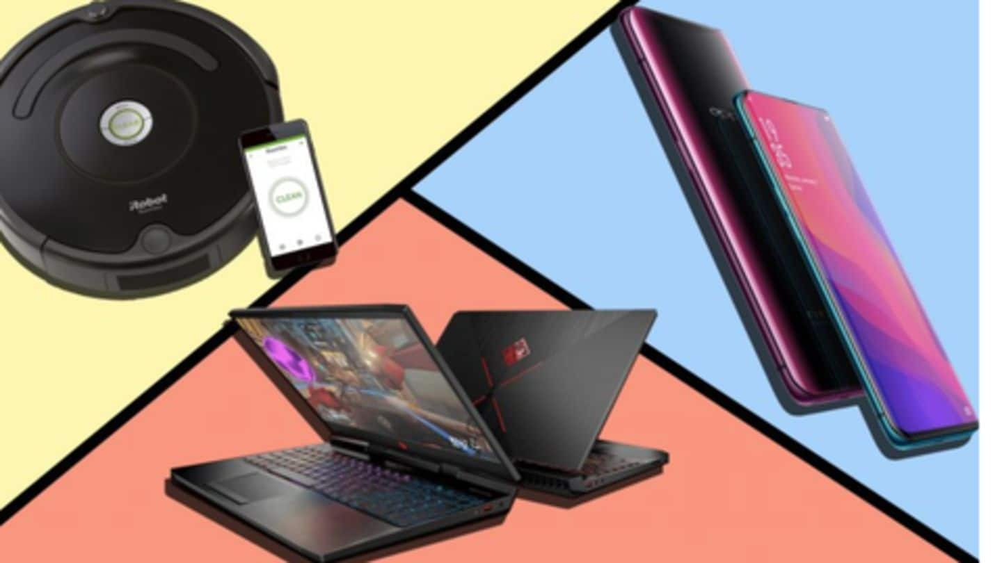 #ThatWas2018: From Apple to Xiaomi, the best gadgets of 2018
