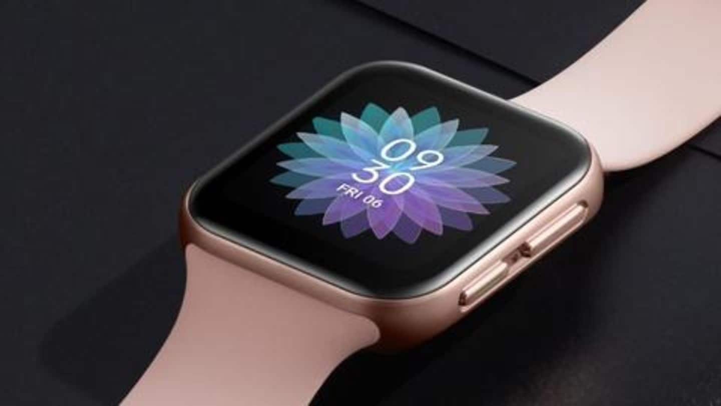 OPPO Watch vs Apple Watch Series 5: Which is better?