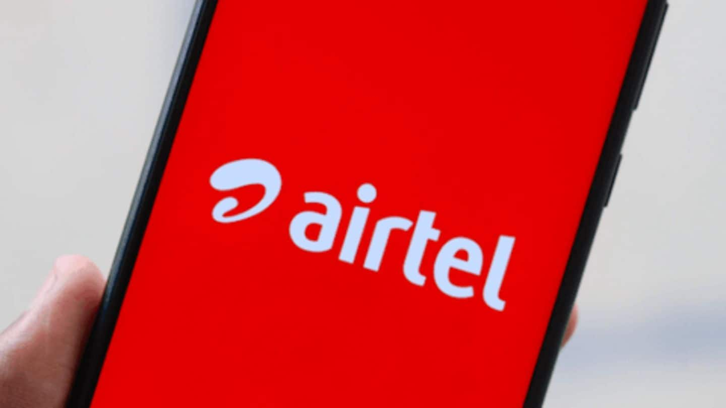 These Airtel prepaid recharge plans offer free life insurance cover