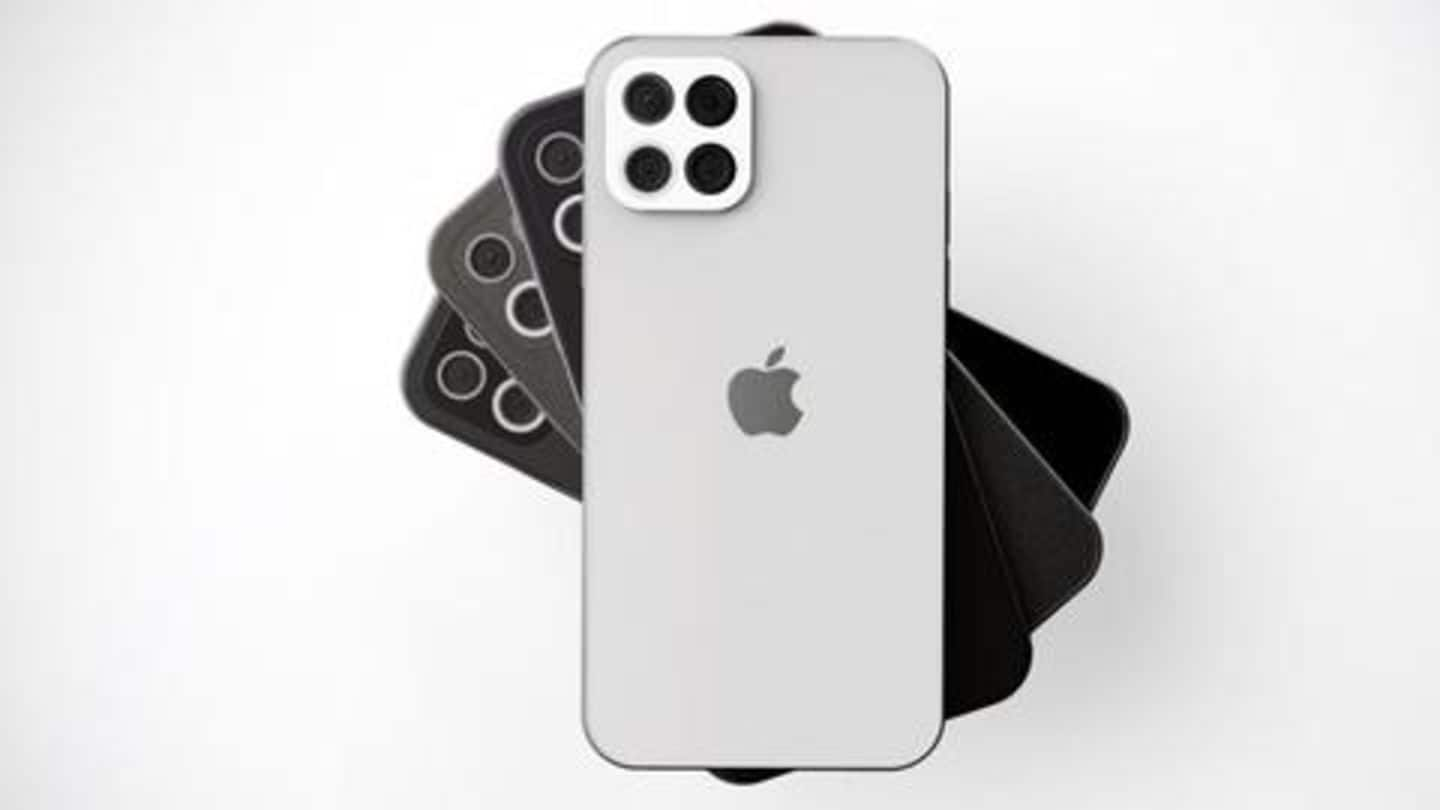 Apple iPhone 12 Pro models to sport 3D ToF cameras
