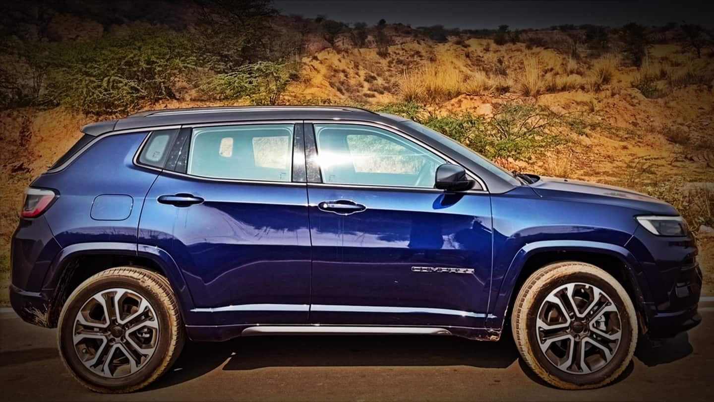 Jeep Compass (facelift) review: Should you buy it?