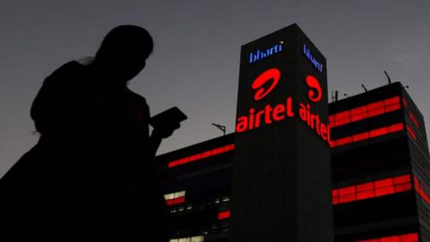 Airtel's new Rs. 179 prepaid pack offers free life insurance