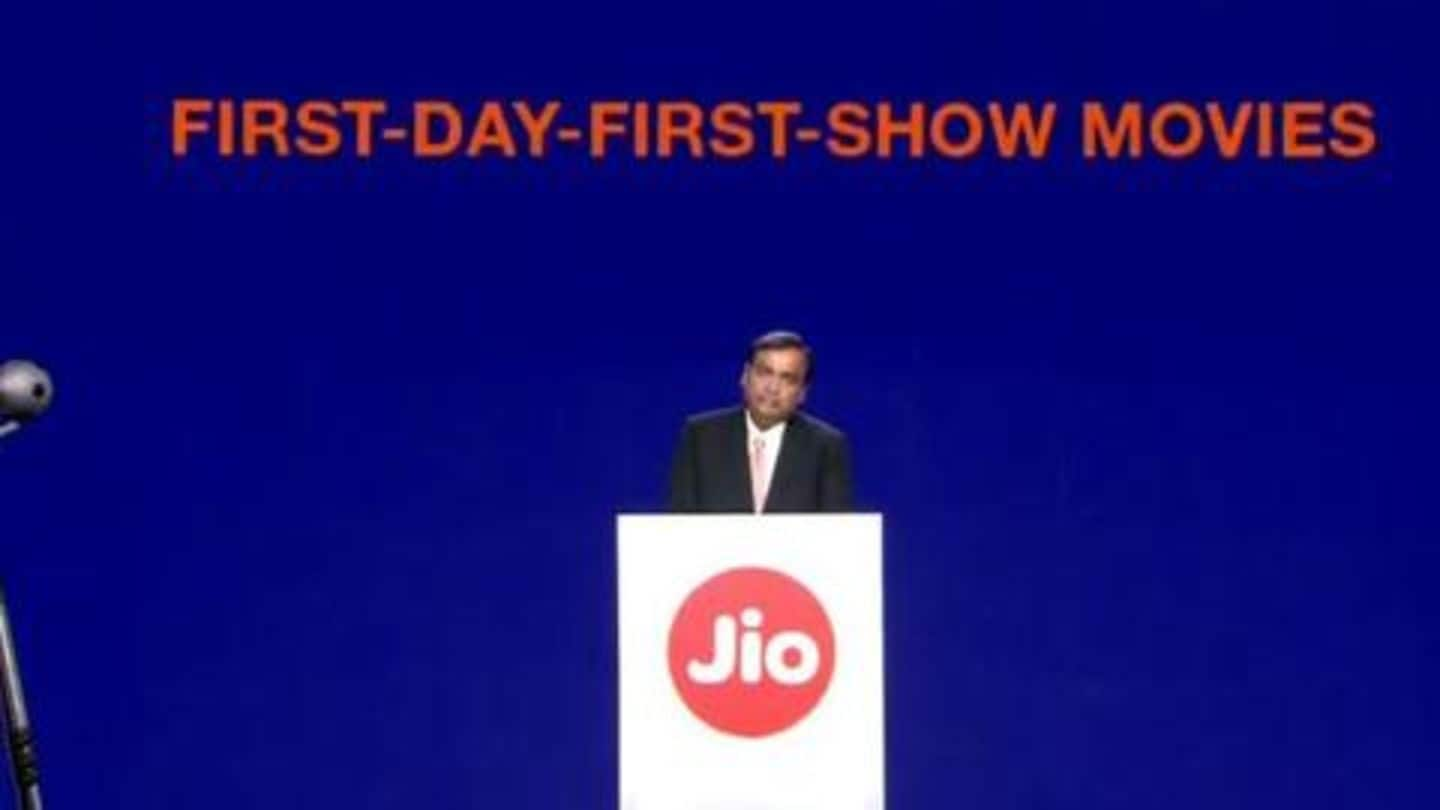 Why Reliance Jio's First-Day-First-Show irks multiplex brands?