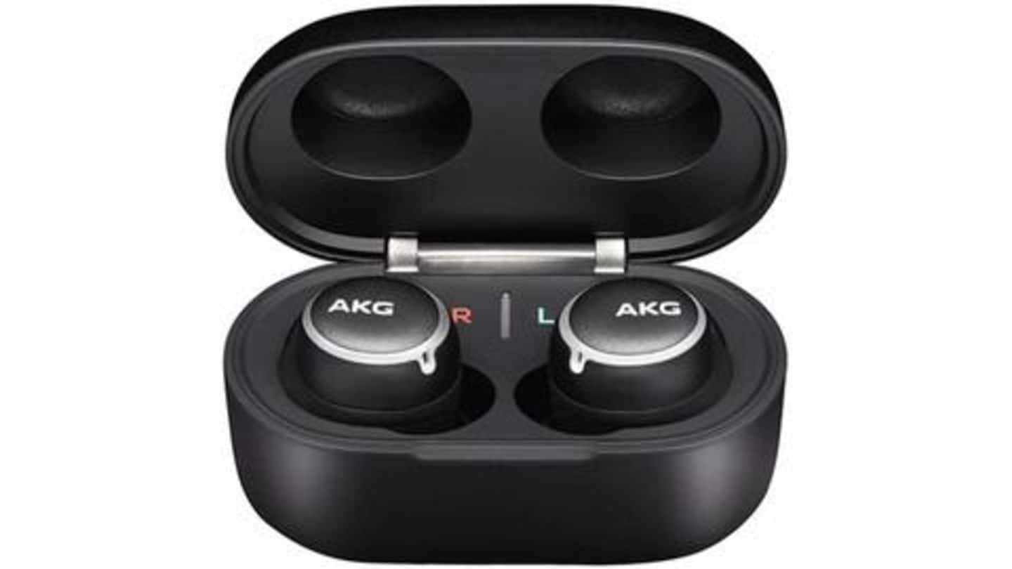 Samsung launches new truly wireless earbuds (not in India)
