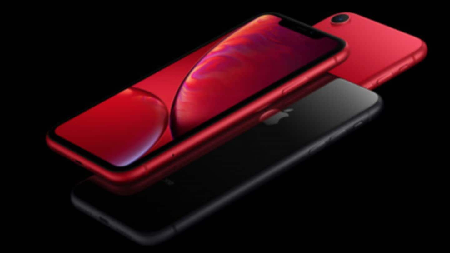 Apple iPhone XR is the top-rated single-camera smartphone: DxOMark