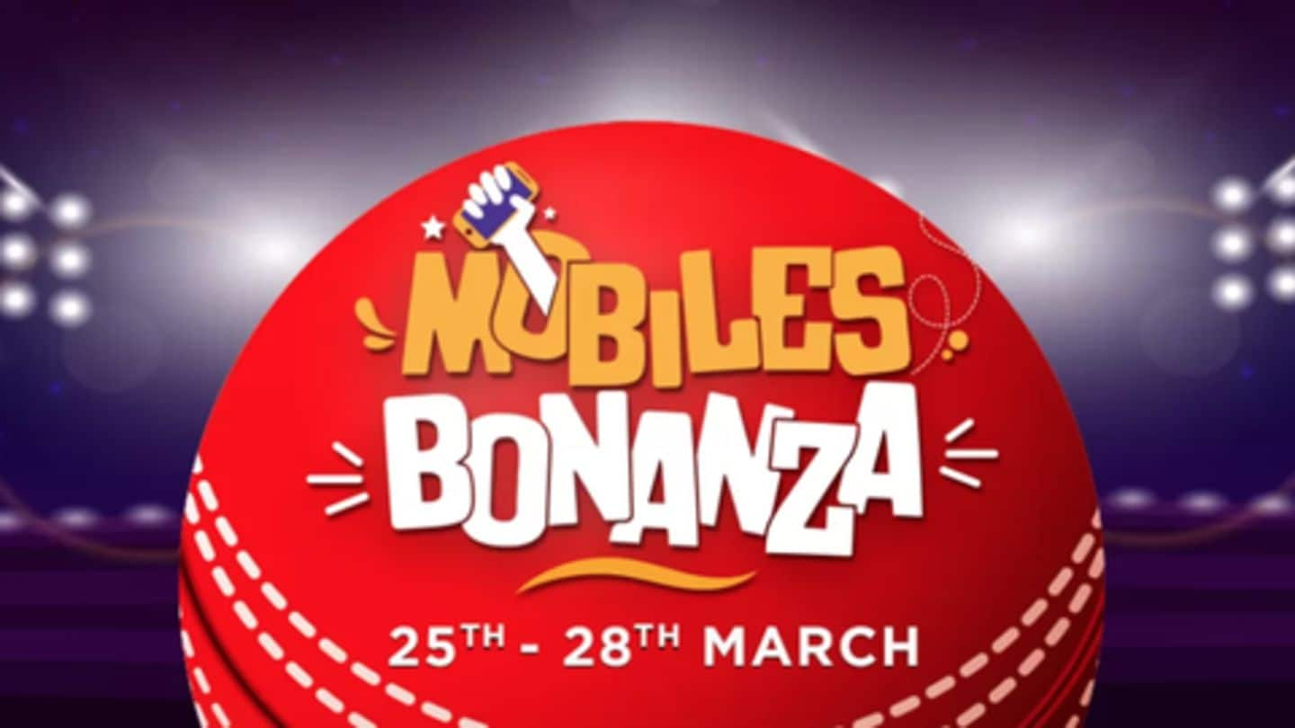 Flipkart Mobiles Bonanza sale: Top offers on best selling smartphones