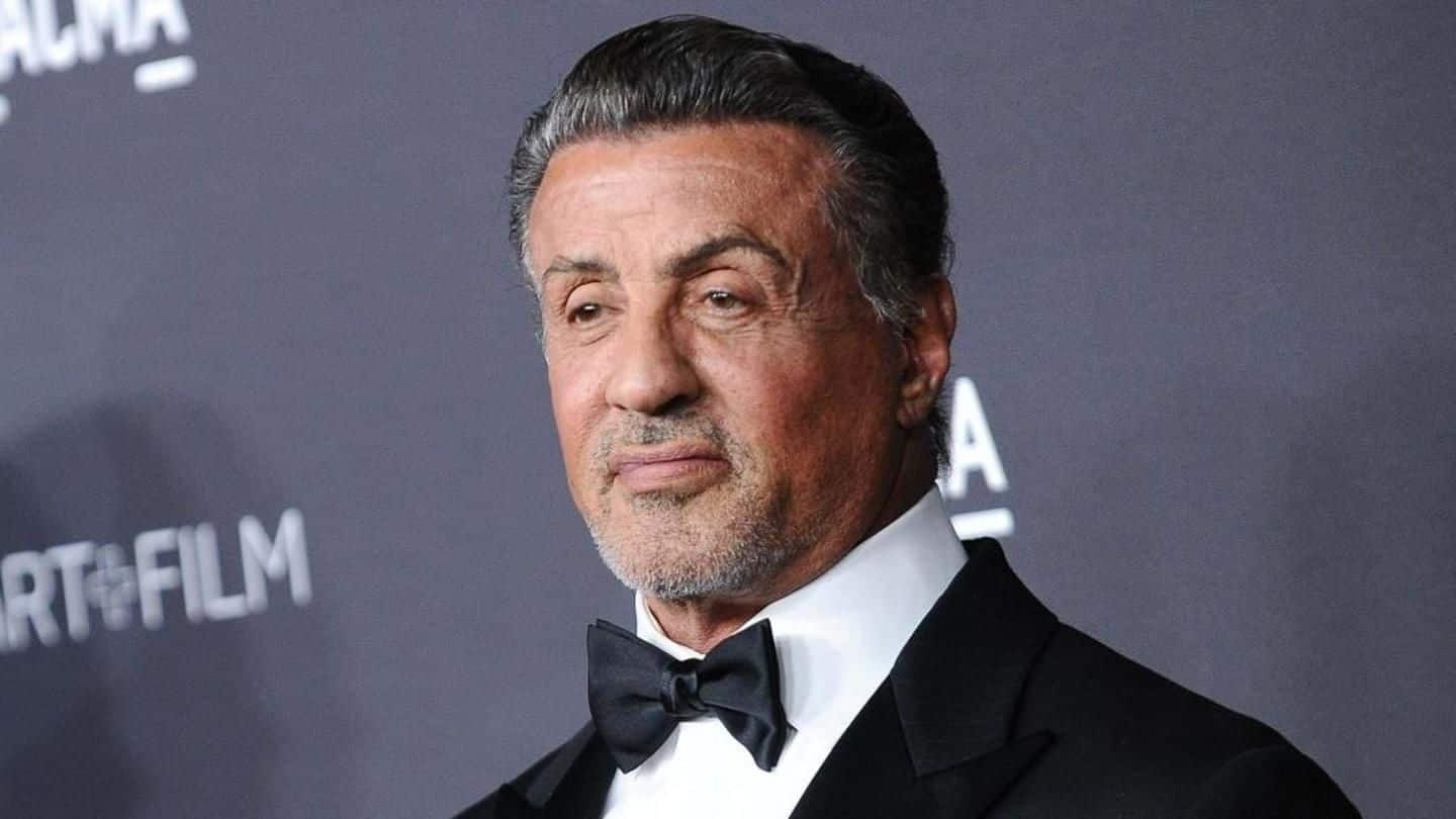 Mix-up! Sylvester Stallone addresses Bobby Deol's picture as Salman Khan