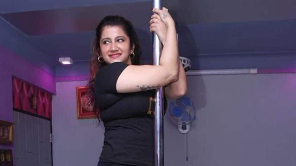 'Kalyug' girl Smilie's new profession is 'poles apart' from acting