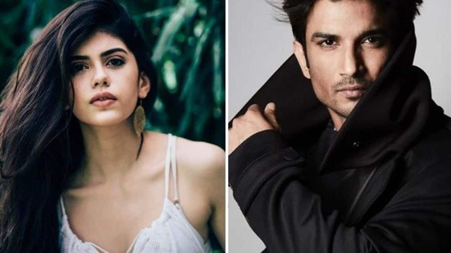 'The Fault in Our Stars' remake: Sushant introduces his heroine